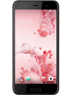 HTC U Play Rose poudré