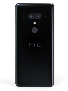 HTC U12 + Noir
