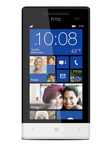 HTC Windows Phone 8S Noir Occasion