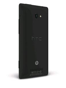 HTC Windows Phone 8X Noir