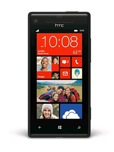 HTC Windows Phone 8X Noir Occasion
