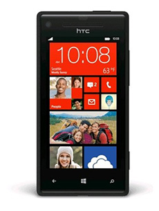 HTC Windows Phone 8X Noir