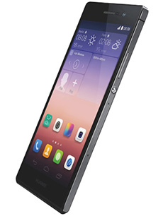 Huawei Ascend P7 Reconditionné Noir