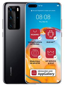 Huawei P40 Pro Noir