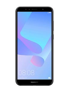 Huawei Y6 2018 Noir