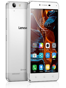 Lenovo K5 Argent