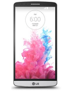 LG G3 Blanc