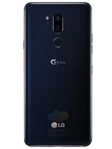 LG G7 ThinQ Noir