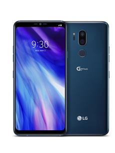 LG G7 ThinQ Bleu