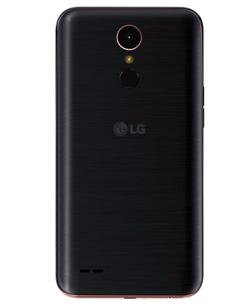 LG K10 (2017) Noir