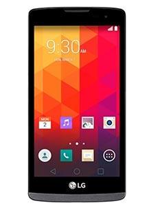 LG Leon 4G Noir