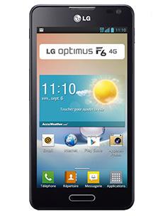 LG Optimus F6 Noir