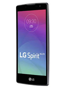 LG Spirit 4G Noir