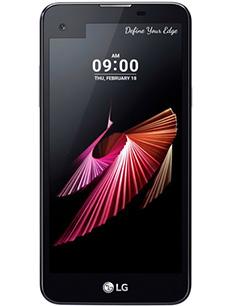 LG X Screen Noir
