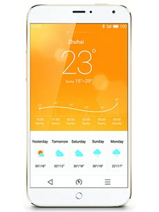 Meizu MX4 16Go Or