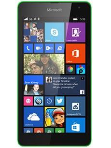 Microsoft Lumia 535 Vert
