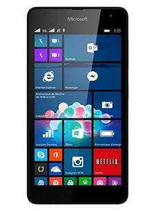 Microsoft Lumia 535 Orange