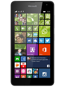 Microsoft Lumia 535 Reconditionné Noir