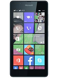 Microsoft Lumia 540 Noir