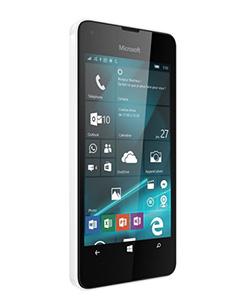 Microsoft Lumia 550 Blanc