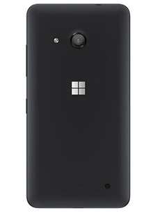 Microsoft Lumia 550 Reconditionné Noir