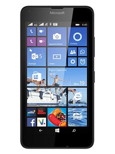 Microsoft Lumia 640 Noir