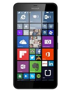 Microsoft Lumia 640 XL Noir