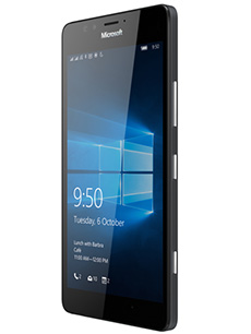 Microsoft Lumia 950 Reconditionné Noir