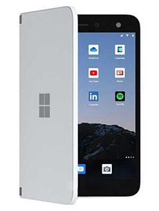 Microsoft Surface Duo Blanc