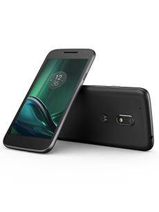 Motorola G4 Play Noir