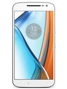 Motorola G4 Play Blanc
