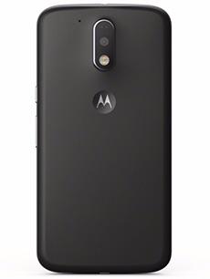 Motorola G4 Plus Noir