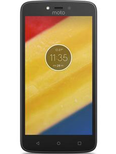 Motorola Moto C Plus Noir