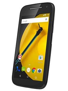 Motorola Moto E 4G Noir