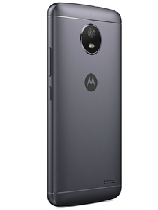 Motorola Moto E4 Gris