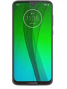 Motorola Moto G7 Blanc