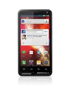 Motorola Motoluxe Noir