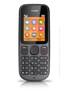 Nokia 100 Phantom Black