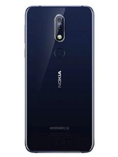 Nokia 5.1 Plus Bleu