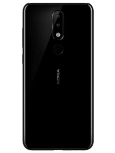 Nokia 5.1 Plus Noir Brillant