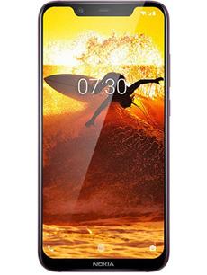 Nokia 8.1 Night Black