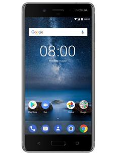 Nokia 8 Acier
