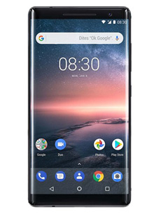 Nokia 8 Sirocco Noir