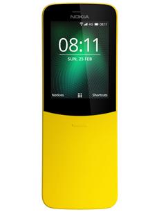 Nokia 8110 4G Jaune