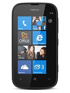 Nokia Lumia 510 Noir