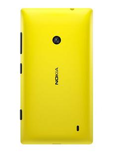 Nokia Lumia 520 Jaune