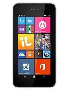Nokia Lumia 530 Dual Sim Blanc
