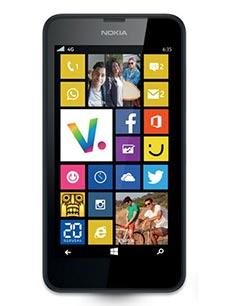 Nokia Lumia 635 Noir