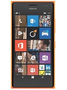 Nokia Lumia 735 Orange