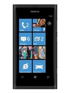Nokia Lumia 800 Noir